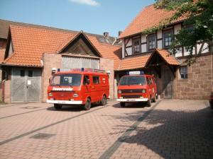 Feuerwehrauto Langenstein-Hessen 2015