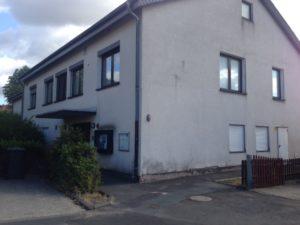 Dorfgemeinschaftshaus Langenstein 2018